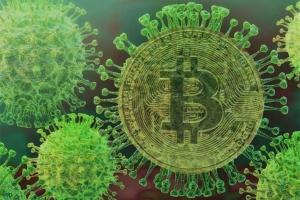 La batalla del Bitcoin contra el Coronavirus